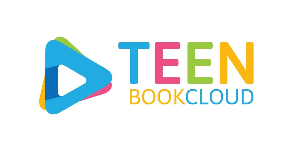 image of teen book club logo