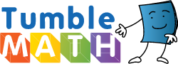 image of tumble math logo