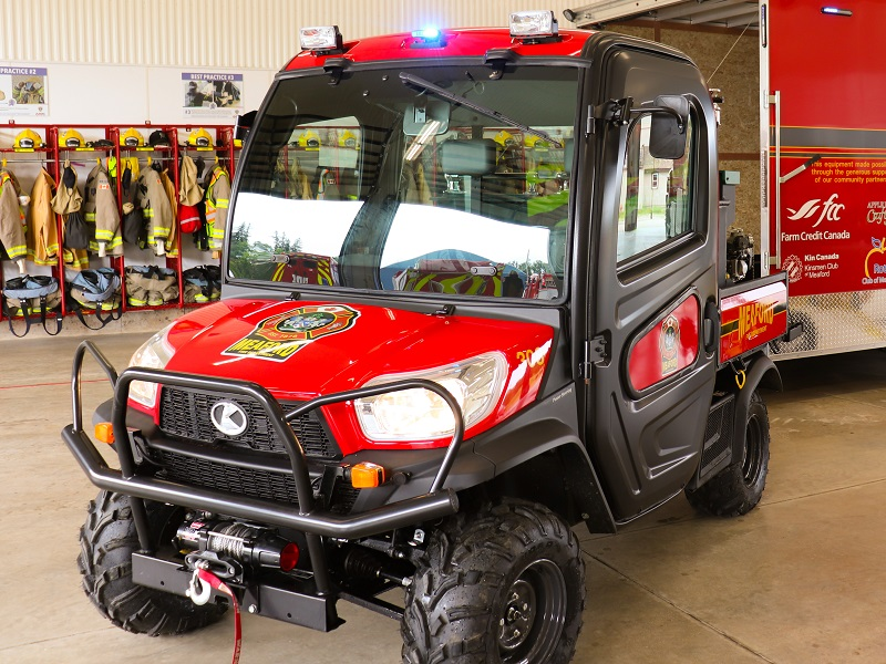 Meaford Fire ATV