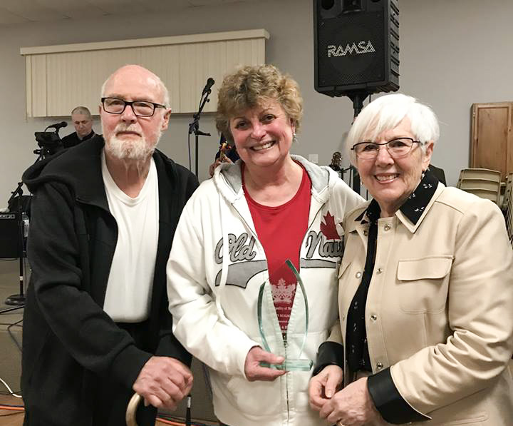 Community Builders of the Year 2019 Marilyn and Richard Morris